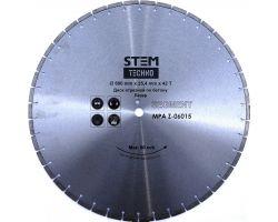 Диск лазерный по бетону STEM TECHNO CL 600
