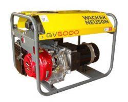 Электрогенератор GV 5000 А