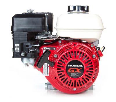 Двигатель Honda GX120 SX4. Диаметр выходного вала 18 мм
