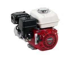 Двигатель Honda GX160 QX4. Диаметр выходного вала 19.05 мм