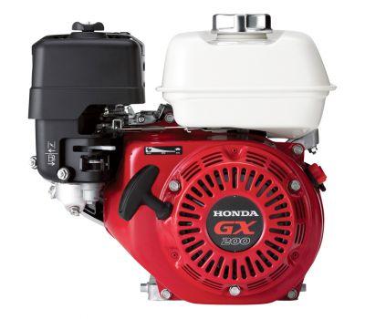 Двигатель Honda GX200 SX4. Диаметр выходного вала 20 мм