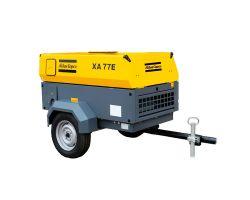 Передвижной электрический компрессор XA 77E