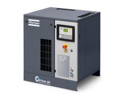 Спиральный компрессор SF 4 — 10 на раме