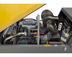 Дизельный компрессор Atlas Copco XAS 137 Kd COM2 Generator