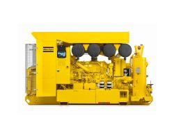 Дизельный компрессор Atlas Copco XRVO 727 Cd открытый