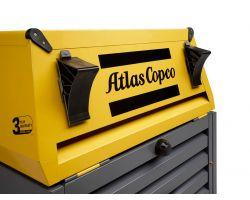 Дизельный компрессор Atlas Copco XAS 137 Kd с нормой COM2 по выхлопу
