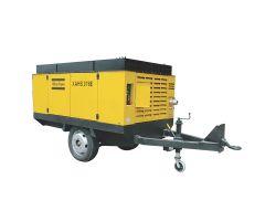 Передвижной электрический компрессор XAHS 376E