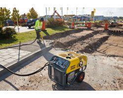Бензиновая гидростанция Atlas Copco LP 18-40 PE