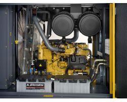 Дизельный компрессор Atlas Copco XATS 487 Cd