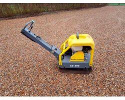 Реверсивная виброплита Atlas Copco LG200 для песка и гравия