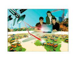 Спутниковая система сигнализации COSMOS