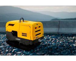 Реверсивная дизельная виброплита Atlas Copco LH800 для больших объемов работ