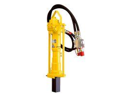 Гидравлический копер Atlas Copco LPD-RV для забивки столбов (вибропогружатель)