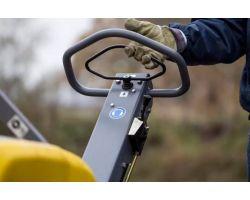 Реверсивная дизельная виброплита Atlas Copco LG300 для песка и гравия