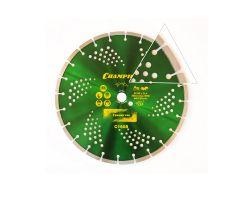 Диск алмазный CHAMPION гранит PRO Laser Granitek, С1608