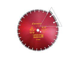 Диск алмазный CHAMPION бетон ST Concremax, С1605