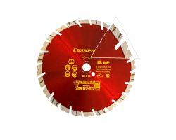 Диск алмазный CHAMPION универсальный ST Fast Gripper, С1619