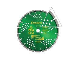 Диск алмазный CHAMPION гранит PRO Laser Granitek, С1613