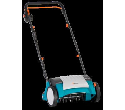 Скарификатор-аэратор газонный электрический Gardena EVC 1000 - цена, фото, инструкция, раскладки запасных частей.