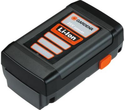 Аккумулятор дополнительный Gardena для 380 Li - цена, фото, инструкция, раскладки запасных частей.