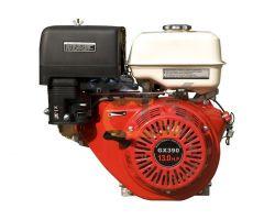 Двигатель Honda GX390 QXQ4. Диаметр выходного вала 25.4 мм