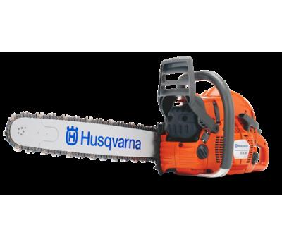 Бензопила Husqvarna 576XP - цена, фото, инструкция, раскладки запасных частей.