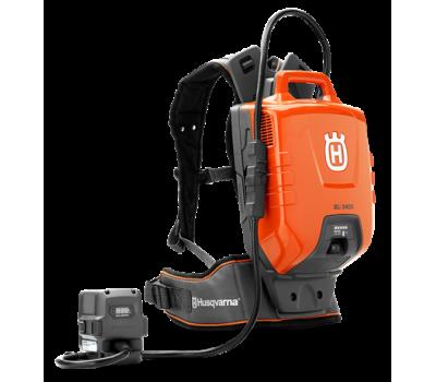 Pанцевый аккумулятор Husqvarna BLi520X - цена, фото, инструкция, раскладки запасных частей.