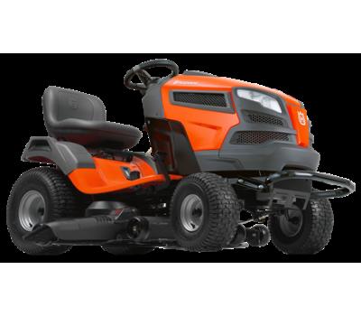 Садовый трактор Husqvarna TS 243T - цена, фото, инструкция, раскладки запасных частей.