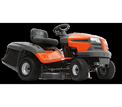 Садовый трактор Husqvarna TC 38 - цена, фото, инструкция, раскладки запасных частей.