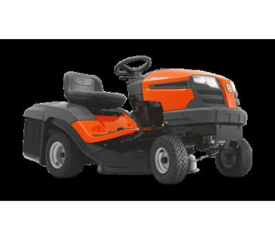 Садовый трактор Husqvarna Husqvarna TC 130 - цена, фото, инструкция, раскладки запасных частей.