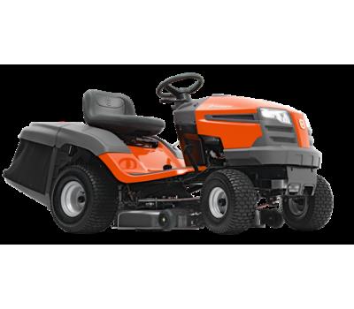 Садовый трактор Husqvarna TС 138 - цена, фото, инструкция, раскладки запасных частей.