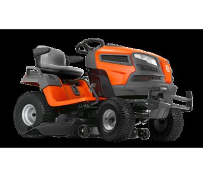 Садовый трактор Husqvarna TS 346 - цена, фото, инструкция, раскладки запасных частей.