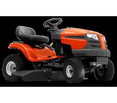 Садовый трактор Husqvarna TS 138 - цена, фото, инструкция, раскладки запасных частей.