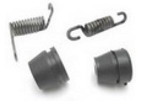 Комплект амортизаторов (2 буфера+2 пружины) для бензопилы 38сс