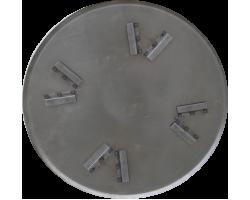 Затирочный диск, диаметр 1170мм 10 креплений, толщина стали 3,0мм