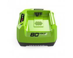 Зарядное устройство GreenWorks G80C 80В