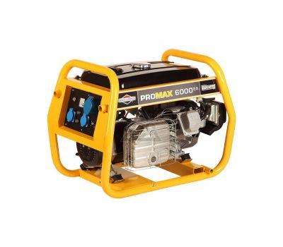 Бензиновый генератор Briggs & Stratton ProMax 6000 EA - цена, фото, характеристики
