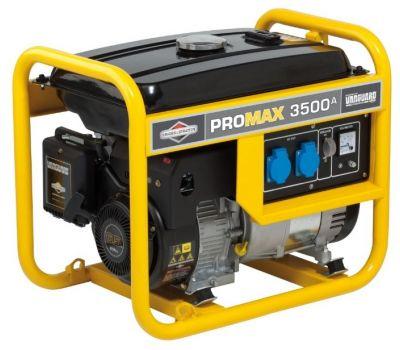 Генератор B&S ProMax 3500 A- цена, фото, инструкция, раскладки запасных частей