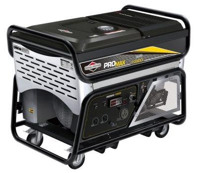 Генератор B&S ProMax 10000TEA- цена, фото, инструкция, раскладки запасных частей