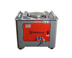 Гибщик арматуры GW42, 3кВт (380В) макс. диам. изгибаемой арматуры 42 мм