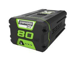 Аккумуляторная батарея 80В 4А*ч литий-ионная Greenworks G80B4