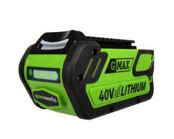 Аккумуляторная батарея 40В 4А*ч литий-ионная Greenworks G40B4