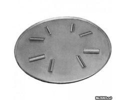 Затирочный диск, диаметр 1200мм 8 креплений, толщина стали 3,0мм
