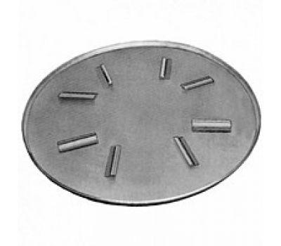 Затирочный диск, диаметр 775мм 8 креплений, толщина стали 2,5мм