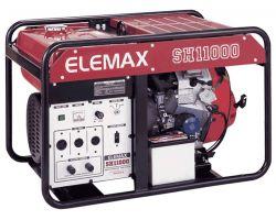 Бензиновый генератор Elemax SH 11000 R (3)