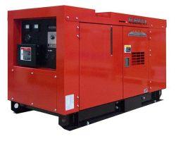 Дизельный генератор Elemax SHT 15 D-R
