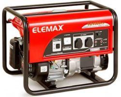 Бензиновый генератор Elemax SH 7600 EX-RS (1) (2)