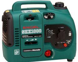 Бензиновый генератор Elemax SHX 1000 (R)