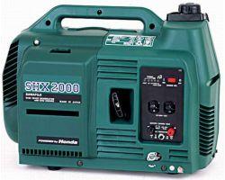 Бензиновый генератор Elemax SHX 2000 (R)
