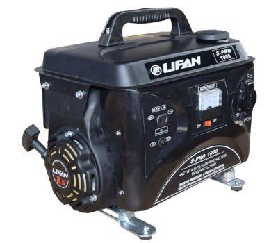 Бензиновый генератор  Lifan SP1000